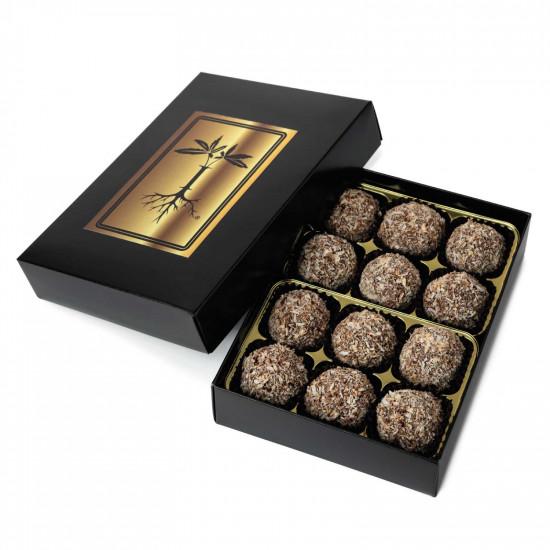 25mg CBG Coconut Chocolate Truffles by Incr-edibles