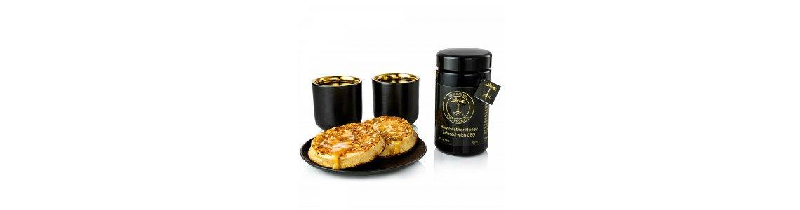 CBG & CBD Honey by Incr-edibles