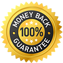 Incr-edibles 100% money back guarantee